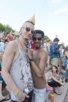 2015 Boston Pride Festival, the Adorable Couple by Miss-Tbones