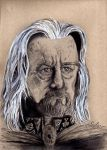 I know your face~ Theoden by NorseGirl