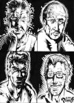 Icons of the Past done by PeterPalmiotti