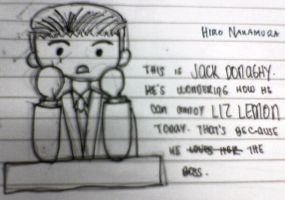 Jack is bored. WWJackD? by jassicm126