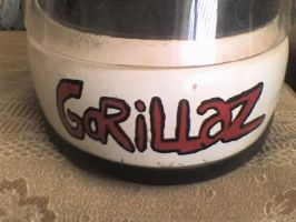 Gorillaz..front by ash-man22