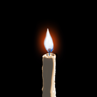 Candle by ThreeViews