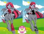 Fright-Mares Frets Quartzmane Dress Up by heglys