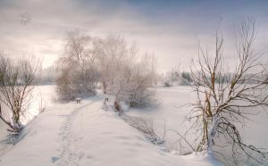 Winter fairytale by XanaduPhotography