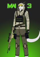 Modern Warfare 3 - Kevin by Future-Dreamer