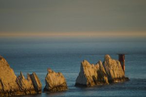 The Needles Alum Bay by Kaz-D
