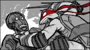 Raph SMASH! by Idlewood