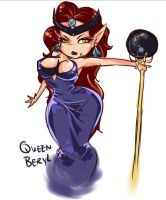 Queen Beryl by marclyn