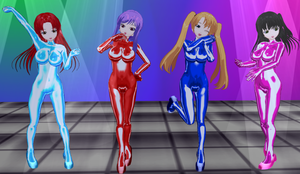 Ore no Neechan Bodysuits by quamp