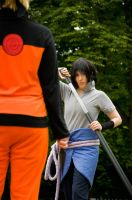 Sasuke... let's start the last fight by oOoNaruto-chanoOo