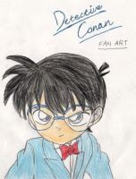 Detective Conan by FilaTHEdaydreamer