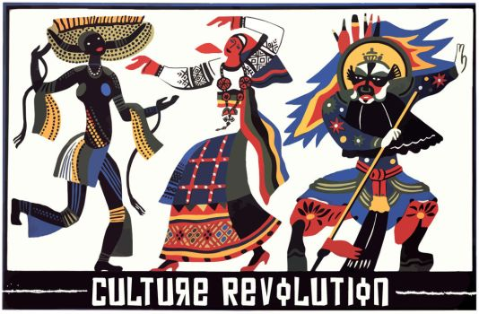 Culture Revolution by thefirstdrop