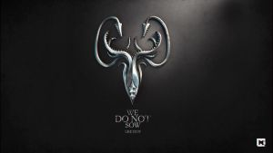 We do not sow. Greyjoy by Melaamory