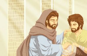 Jesus our Savior and our Healer by jonah-onix