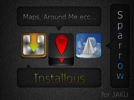 3 extra icon for jaku by emanuele93