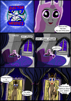Doctor Whooves Comic 6 by engineermk2004