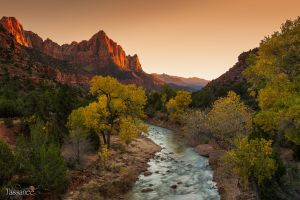 Virgin River by tassanee