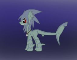 Shark Pony Adopt: CLOSED by Inner-Realm-Adopts