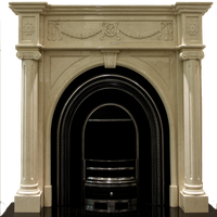 fireplace png trans 1 by dementiaRunner