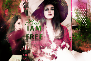 BUT I AM FREE by blondehybrid