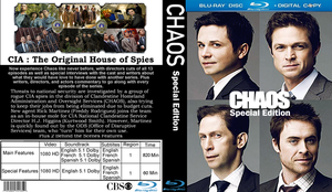 CHAOS BluRay Special Edition by GreedLin