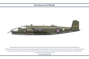 B-25B Doolittle by WS-Clave