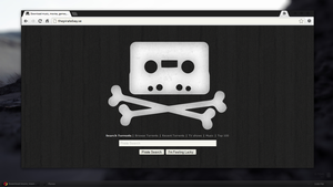 Pirate Bay Mod by trvor