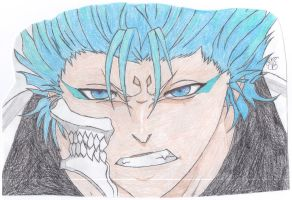 Grimmjow by TheRedPineapple548