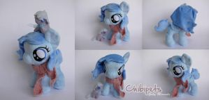 Bubblepop custom plush by Chibi-pets