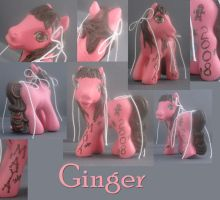 Mcd's Custom Ginger by RevRuby