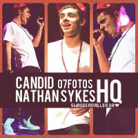 Candid Nathan Sykes by SwaggerNialler