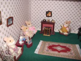 Hamsters At Home-3 by Floppy-Doggie