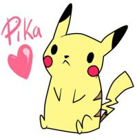 Pika cute by barby-chan16
