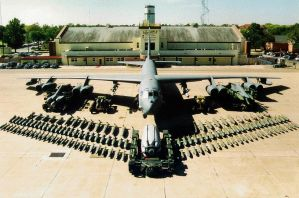 The B-52 Stratofortress by LOLMANIC45