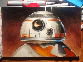 Star Wars Daily Sketch 14 by danomano65