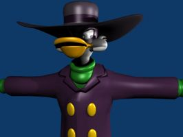 Darkwing Duck WIP 02 by g2mdluffy