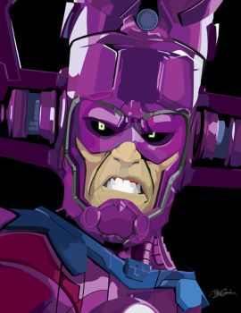 Galactus 2013 by witchking08