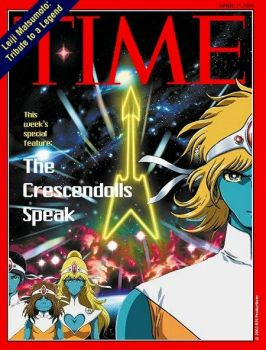Time Magazine 5555 by Bispro