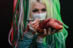 Cybergoth heart stock by Nerium-Oleanders