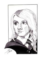 Luna Lovegood by Mason44