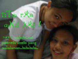 me nd tita rae by kaijee