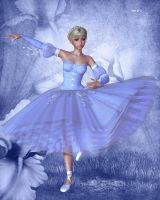 Ballet Request by oldhippieart