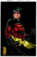 Robin Barrows Ribeiro ME COLOR by JamesLeeStone