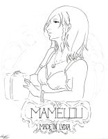 Mamelou - Made In Lydia by MiidniightSuun