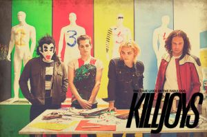 The Fabulous Killjoys by o-Mudbound