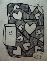 hearts and lines by reavel