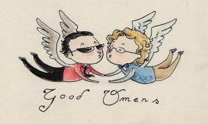 Good Omens by Feliks-Grell