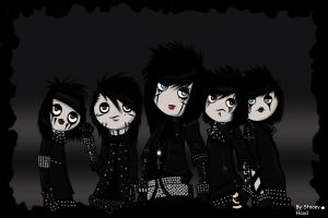 Black Veil Brides by oOstaceyOo