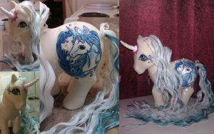 MLP- The Last Unicorn by simplysteffie