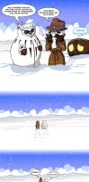 Watchmen - Dislike Snow by ellensama